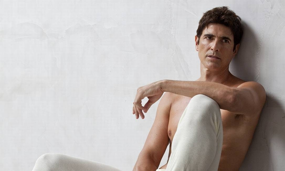 Reynaldo Gianecchini Foto: Cristiano Madureira / Cristiano Madureira