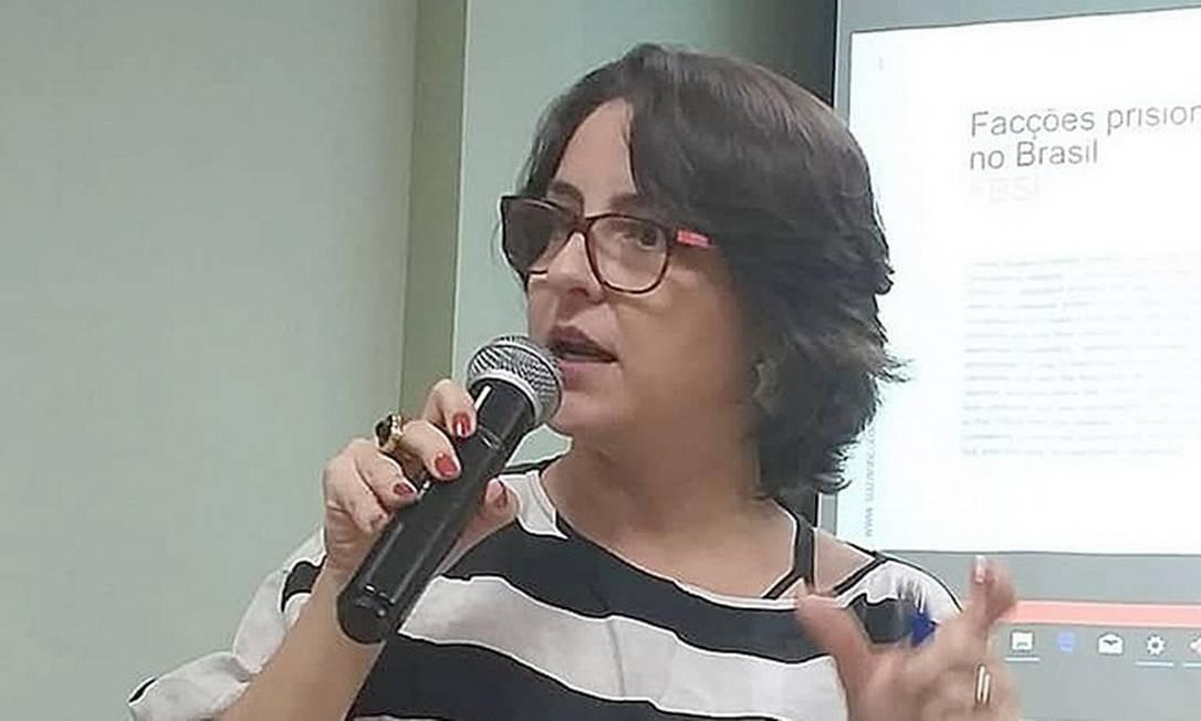 Suzann Cordeiro, especialista em arquitetura prisional Foto: Arquivo pessoal