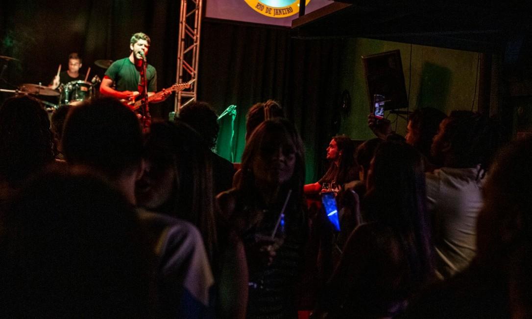Sob nova direção, Rock Experience casa com dois palcos e programação eclética Foto: Alexandre Cassiano / Agência O Globo