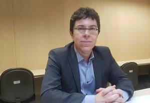 Secretário de Política Fiscal do Ministério da Economia, Marco Cavalcanti Foto: Eliane Oliveira