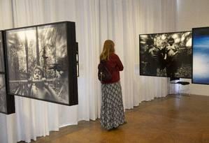 O Instituto Moreira Salles celebra 20 anos Foto: Bruno Kaiuca / Agência O Globo