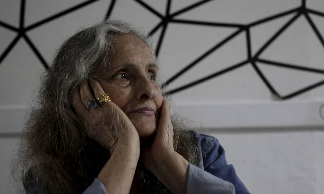 A aposentada Maria Audete recorreu à Justiça para tentar reduzir a mensalidade do plano de saúde de R$ 3.213: estimativa de redução para R$ 1.800 Foto: Marcos Ramos / Marcos Ramos