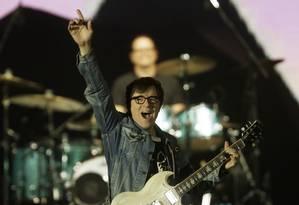 Show do Weezer no Rock in Rio 2019 Foto: Antonio Scorza / O Globo