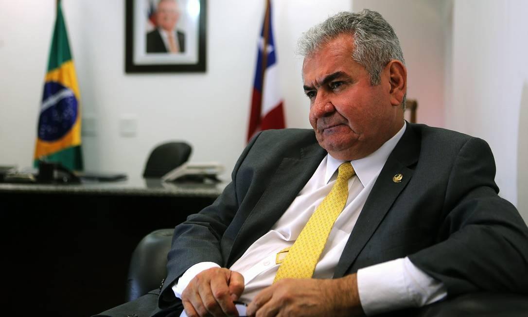 Senador Angelo Coronel (PSD - BA) Foto: Jorge William / Agência O Globo