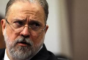 Augusto Aras Foto: Jorge William / Agência O Globo