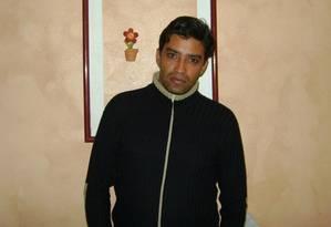 Luciano Rocha era funcionário da Vale Foto: Reprodução/Facebook