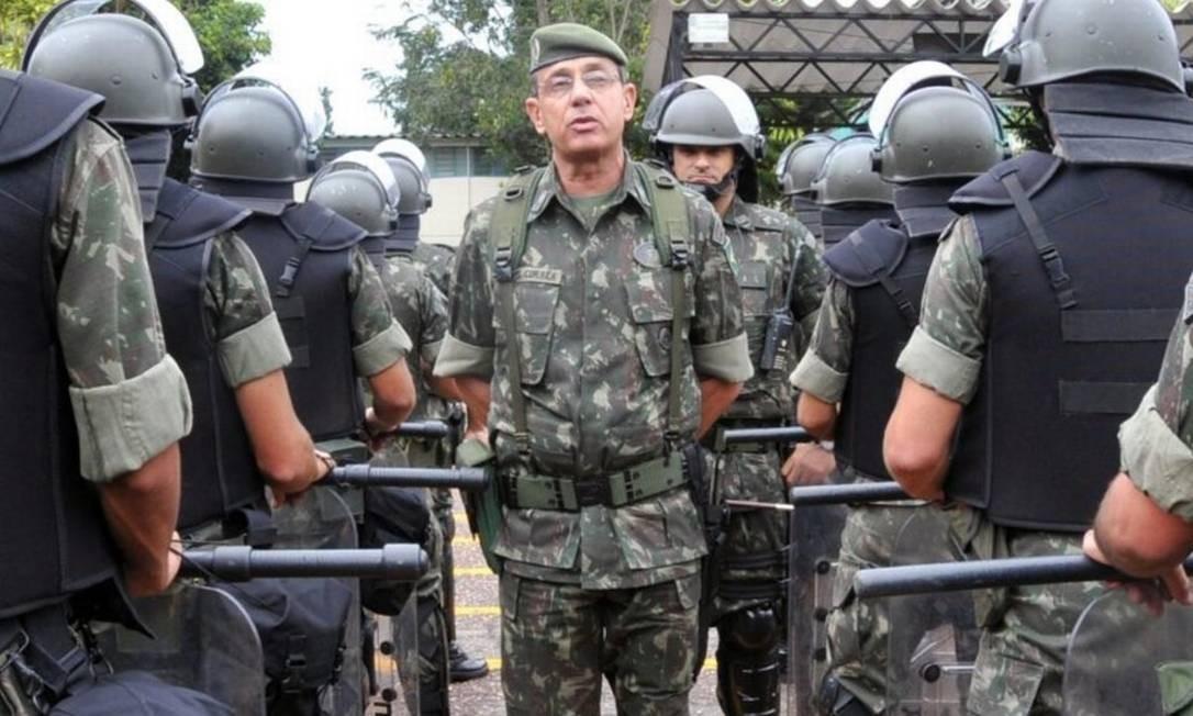 O presidente do Instituto Nacional de Colonização e Reforma Agrária (Incra), João Carlos de Jesus Corrêa Foto: Elza Fiúza / Agência Brasil