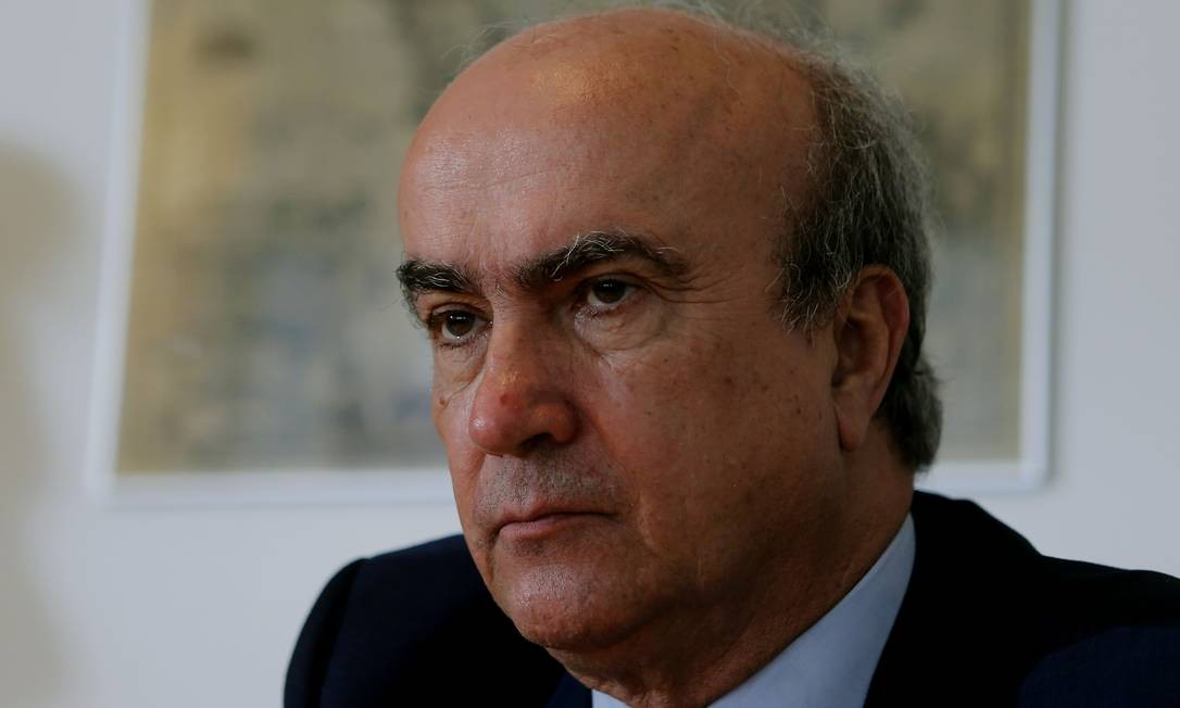 O secretário-geral da Organização dos Estados Ibero-americanos (OEI) para a Educação, Mariano Jabonero. Foto: Jorge William / Agência O Globo