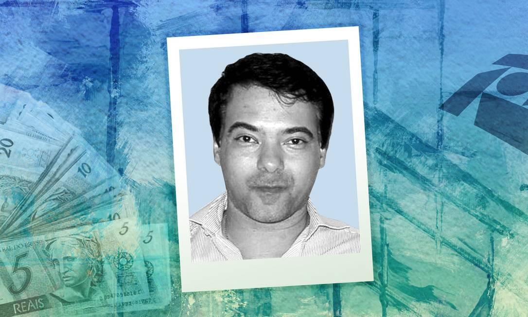 Marco Aurélio Canal é supervisor nacional da Equipe Especial de Programação da Lava-Jato na Receita Foto: Editoria de arte