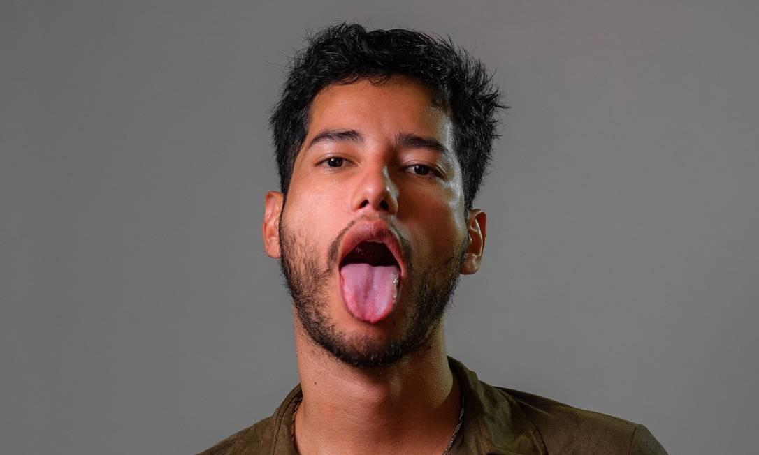 O cantor Jaloo Foto: Divulgação