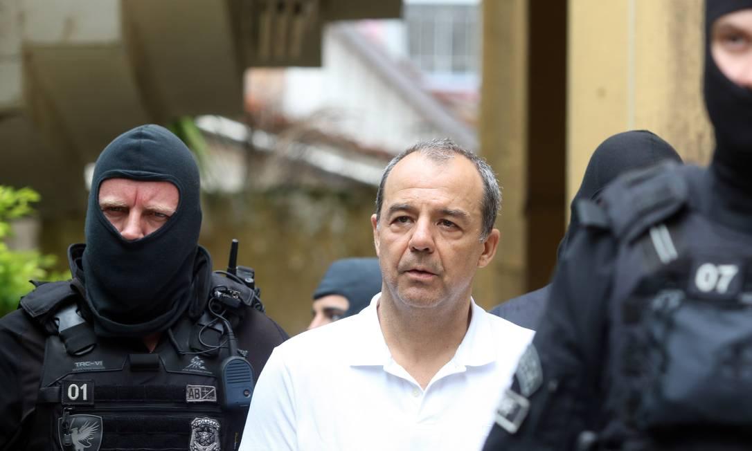 Sérgio Cabral Foto: Theo Marques / Agência O Globo