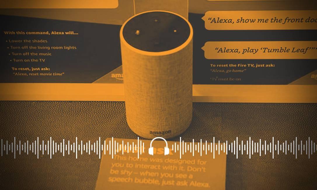 Ao Ponto: Como as assistentes de voz residenciais podem facilitar a sua vida? Foto: Arte