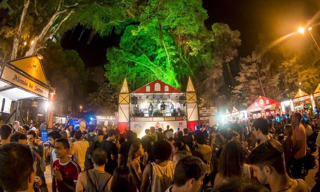 Campod e São Bento recebe evento cervejeiro Foto: Divulgação