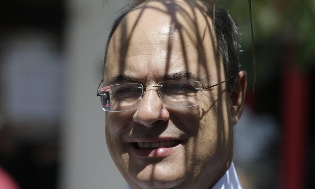 O governador Wilson Witzel Foto: Gabriel Paiva / Agência O Globo