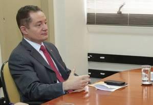 Ailton Benedito é considerado uma das principais vozes conservadoras dentro do MPF Foto: Divulgação/ MPGO