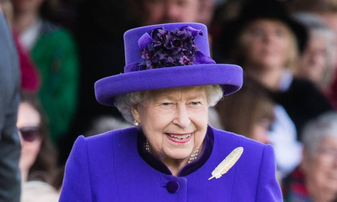 Elizabeth II Foto: Samir Hussein/WireImage