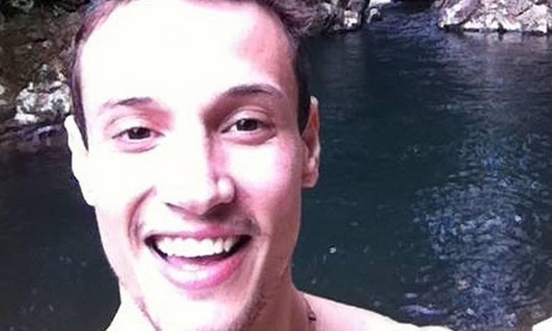 O estudante brasileiro Ivan Susin, de 29 anos, foi agredido durante uma briga em Gold Coast, na Austrália Foto: Reprodução