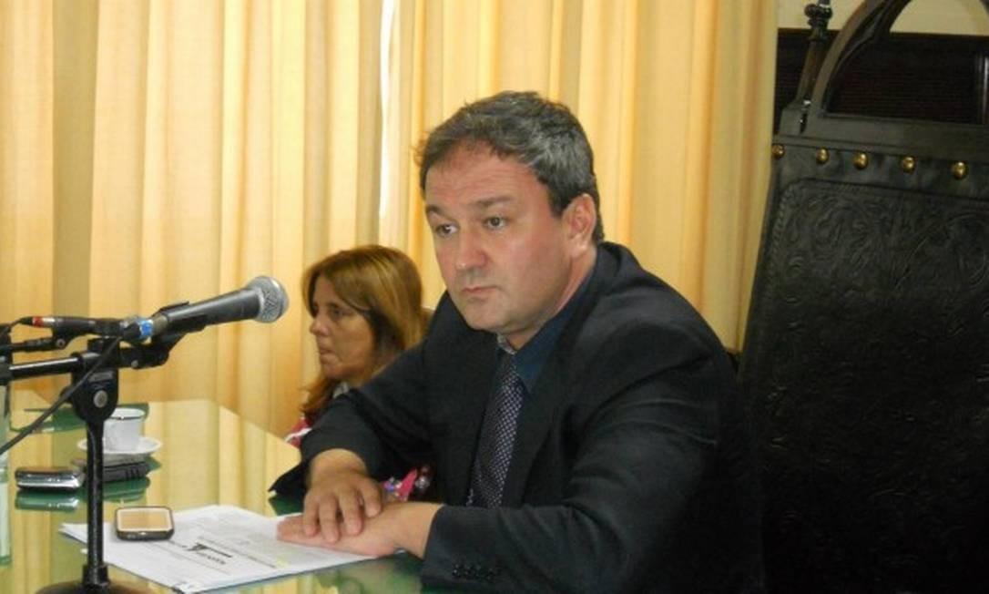 O ex-deputado Marco Figueiredo Foto: Reprodução / Facebook