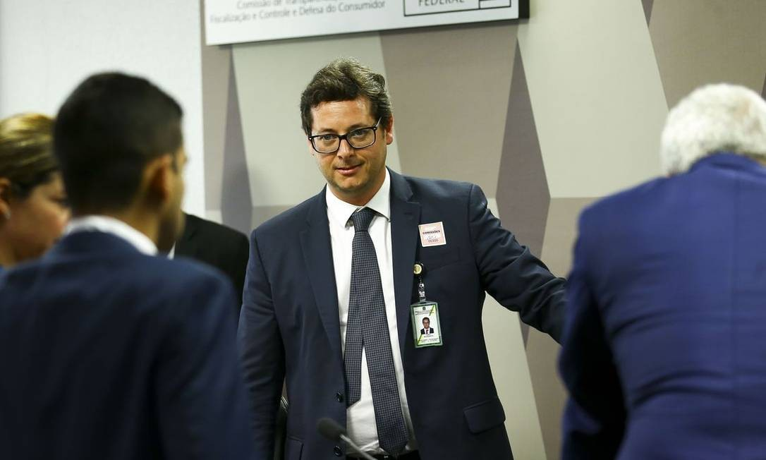 Secretário de comunicação do governo federal, Fabio Wanjgarten Foto: Marcelo Camargo / EBC