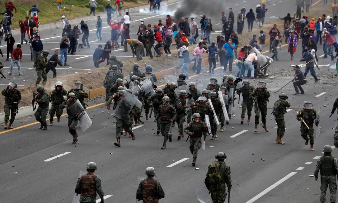 Combustíveis eram subsidiados no país há mais de 40 anos Foto: CARLOS GARCIA RAWLINS / REUTERS