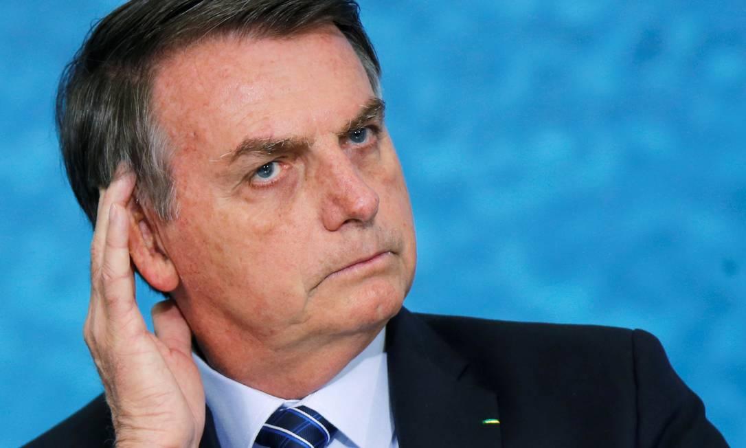 Presidente afirma que país está investigando origem do óleo Foto: ADRIANO MACHADO / REUTERS/3-10-2019