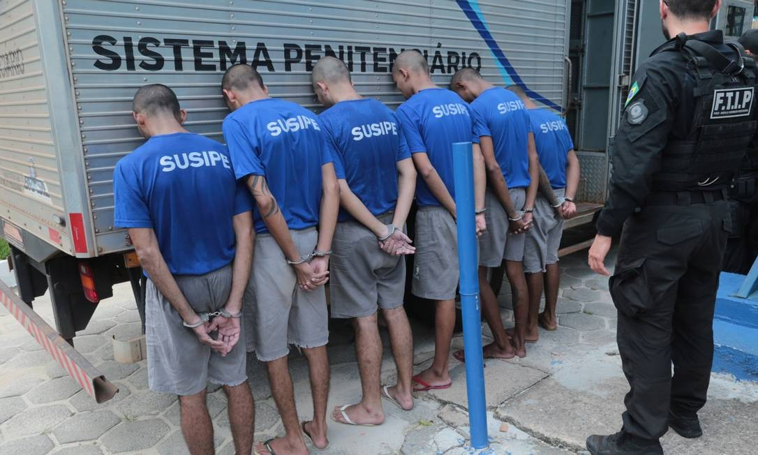 Após massacre de Altamira, administração de 13 presídios do Pará passou por intervenção federal 02/10/2019 Foto: Alex Ribeiro / Agência Pará