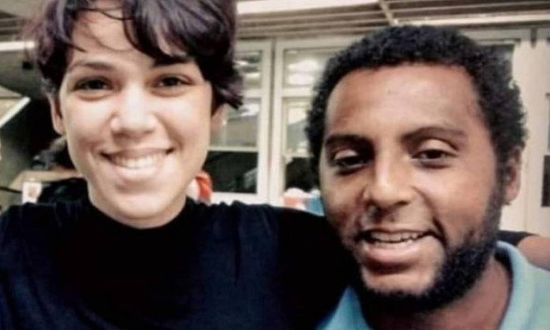 Luiza e Bruno namoravam há cerca de um ano Foto: Reprodução/Facebook