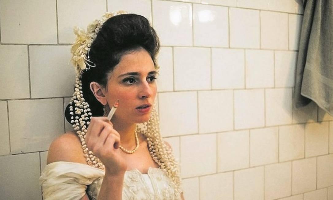 Em 'A Vida invisível', de Karim Aïnouz, Carol Duarte faz o papel de Eurídice: filme levou o prêmio da mostra Um Certo Olhar, em Cannes Foto: Divulgação