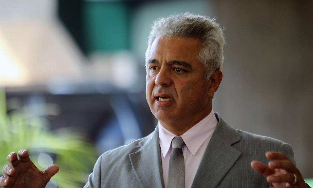 Major Olímpio: votação em segundo turno deve ficar para dia 22 Foto: Jorge William / Agência O Globo