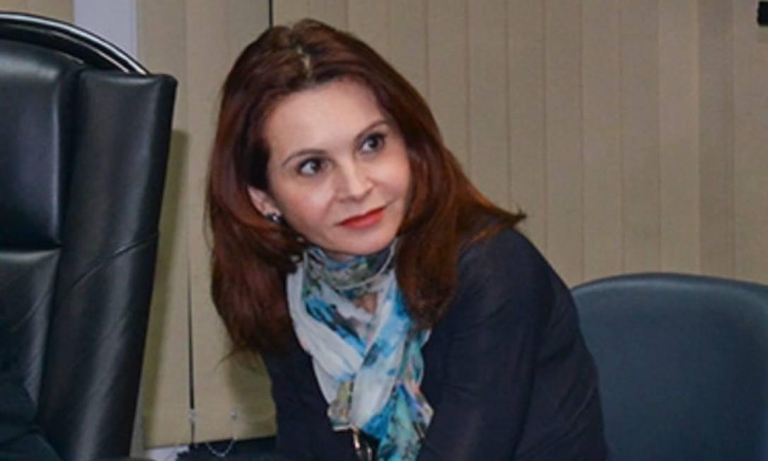 A juíza Louise Filgueiras foi atacada com uma faca por um procurador Foto: Divulgação / Ascom TRF-3