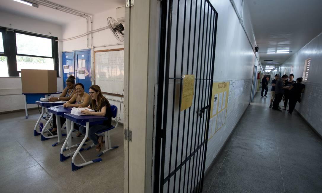 Eleições do Conselho Tutelar na cidade do Rio de Janeiro Foto: Márcia Foletto / Agência O Globo