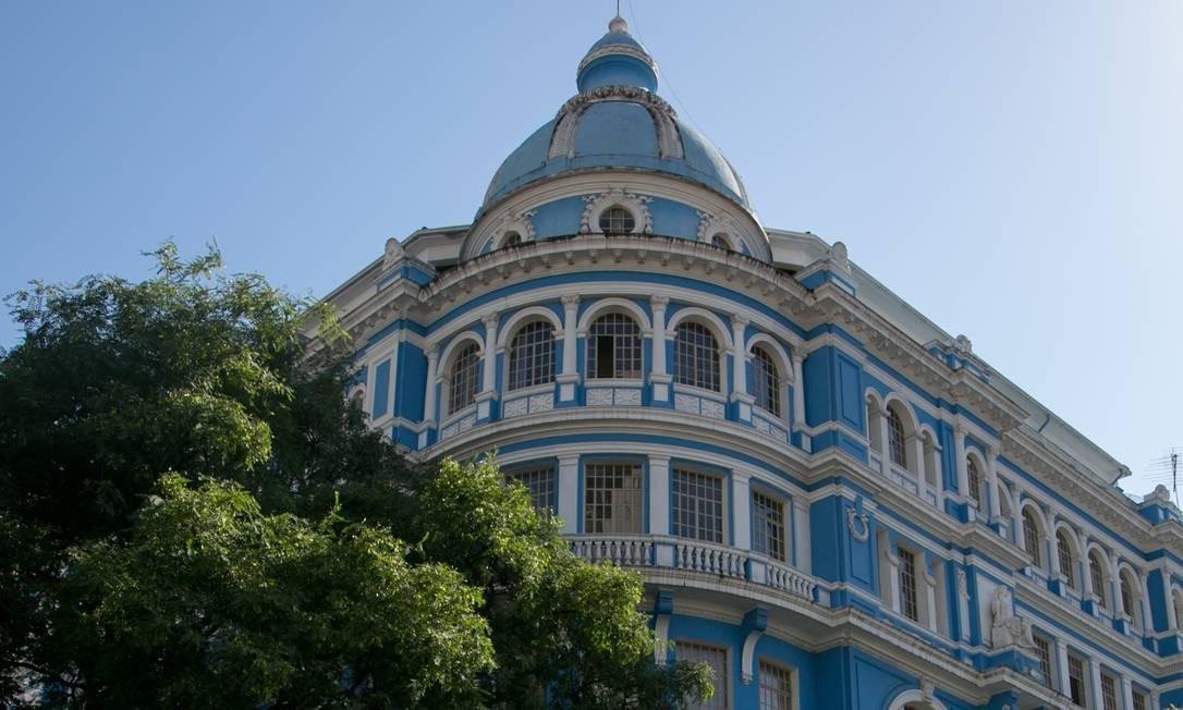 Prédio centenário será revitalizado para abrigar escola do Sesc Foto: Tarcisio de Paula/Sesc-MG