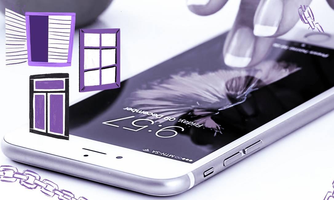 Aplicativos ajudam mulheres vítimas de violência a buscar apoio Foto: Pixabay
