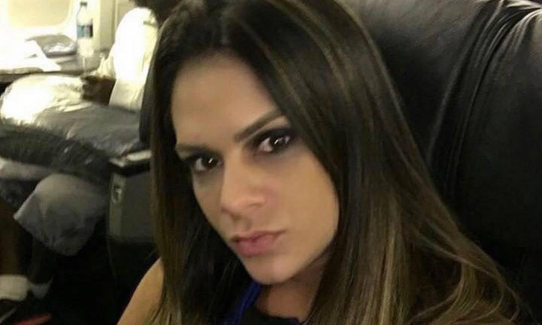 Shanna Harrouche Garcia foi atingida por, pelo menos, dois tiros durante uma tentativa de assalto nesta segunda-feira no Recreio Foto: Facebook / Reprodução