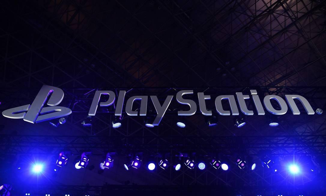 Sony confirma nome oficial de seu próximo console, seguindo a linha da franquia: PlayStation 5 Foto: CHARLY TRIBALLEAU / AFP