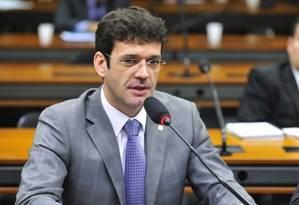 Marcelo Álvaro Antônio teve passagem discreta pela Câmara Foto: Gabriela Korossy / Agência Câmara