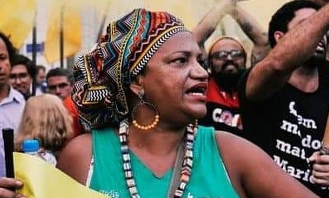 Patrícia Felix, 48 anos, teve a maior eleição da história de conselheiros tutelares do Rio de Janeiro Foto: Arquivo Pessoal