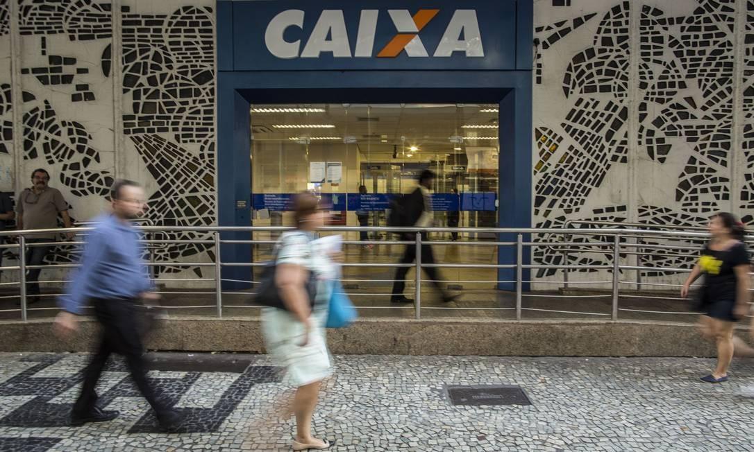 Caixa reduz juros de financiamento imobiliário em um ponto percentual Foto: Guito Moreto/02-08-2019