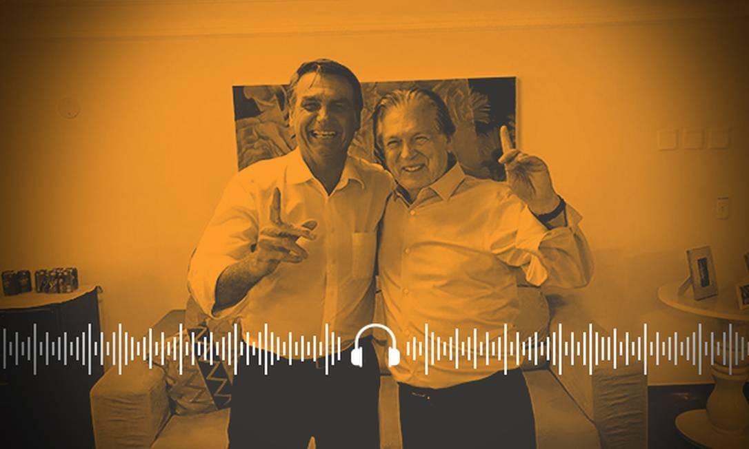 Por que Bolsonaro está em crise com o próprio partido? Foto: Arte