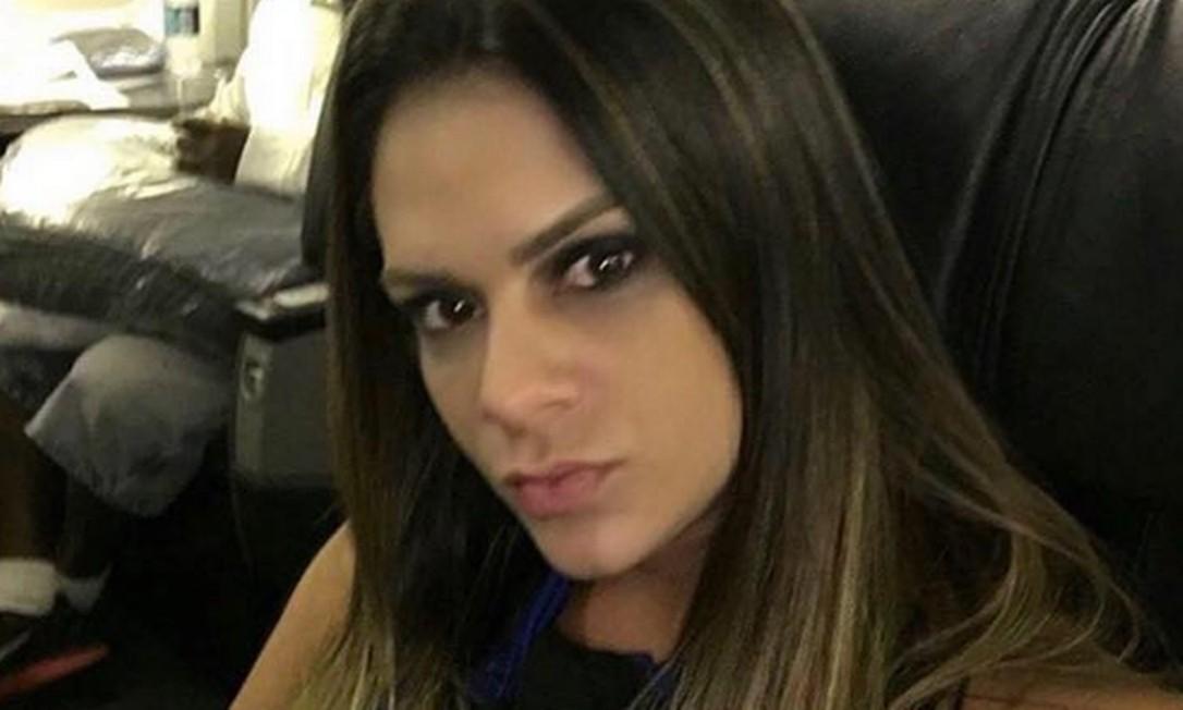 Filha de Maninho foi baleada na manhã desta terça Foto: Reprodução