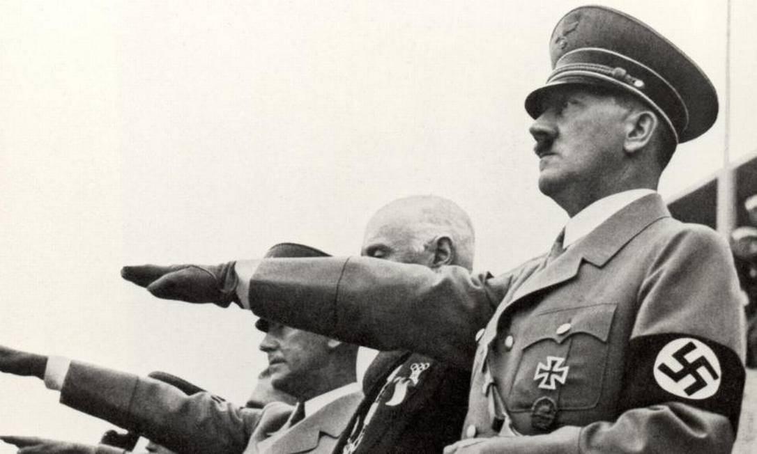 Livro conta como um dos principais especialistas sobre o tema ajudou o regime de Adolf Hitler Foto: Reprodução