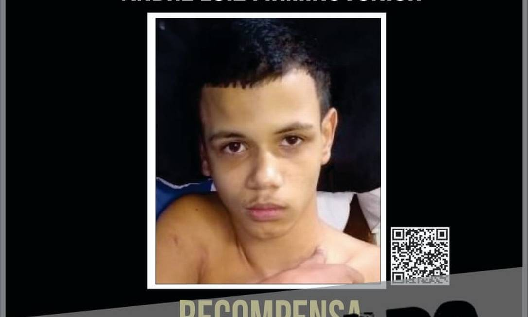 André foi preso na tarde desta quarta-feira no Hospital Souza Aguiar Foto: Divulgação