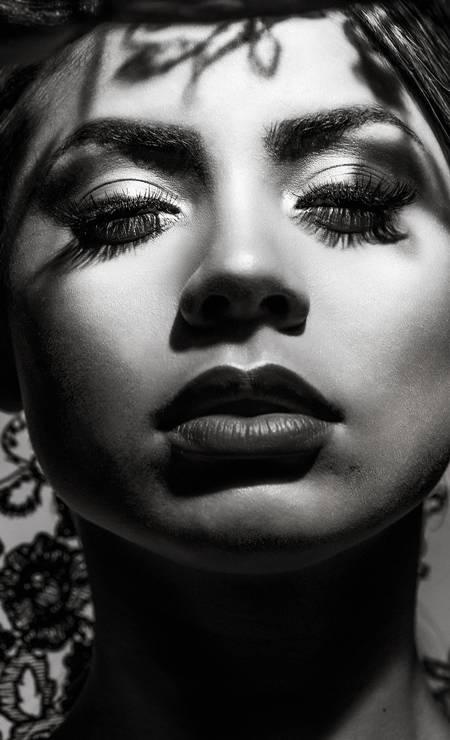 A cantora Lexa Foto: Pino Gomes