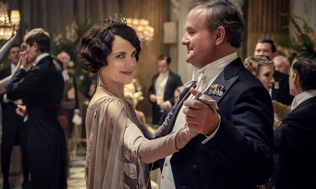 Cena de Downton Abbey Foto: Divulgação/Universal Pictures