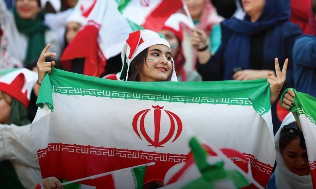 Proibição a mulheres em estádios no Irã começou em 1979 Foto: Divulgação/AFC
