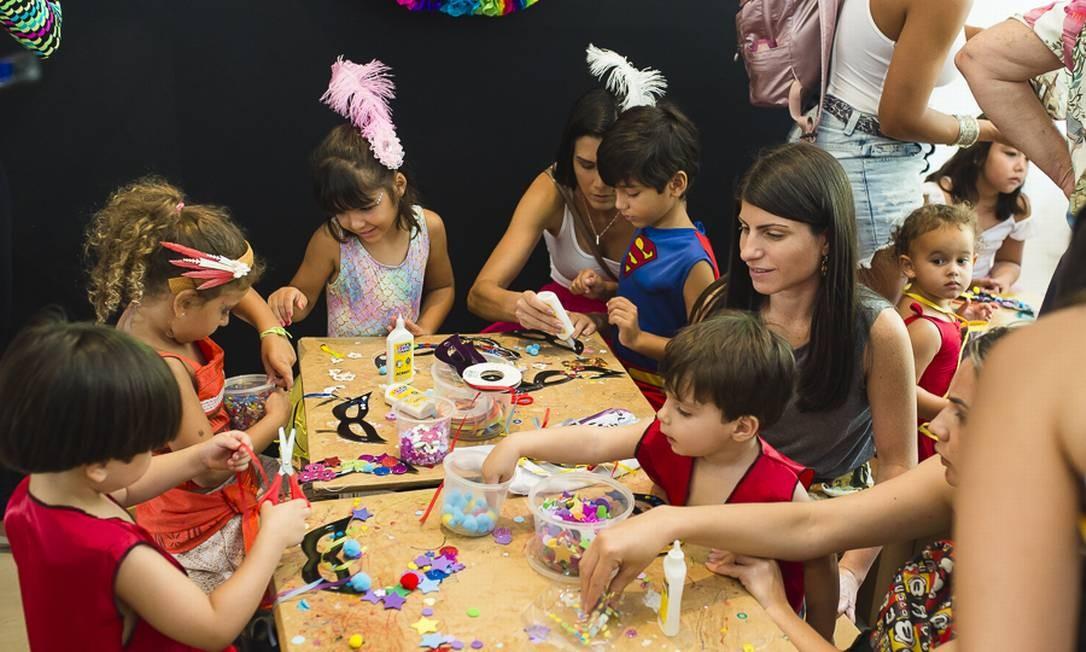 Edição especial da feira Burburinho, no Jockey, tem diversas atrações infantis Foto: Divulgação