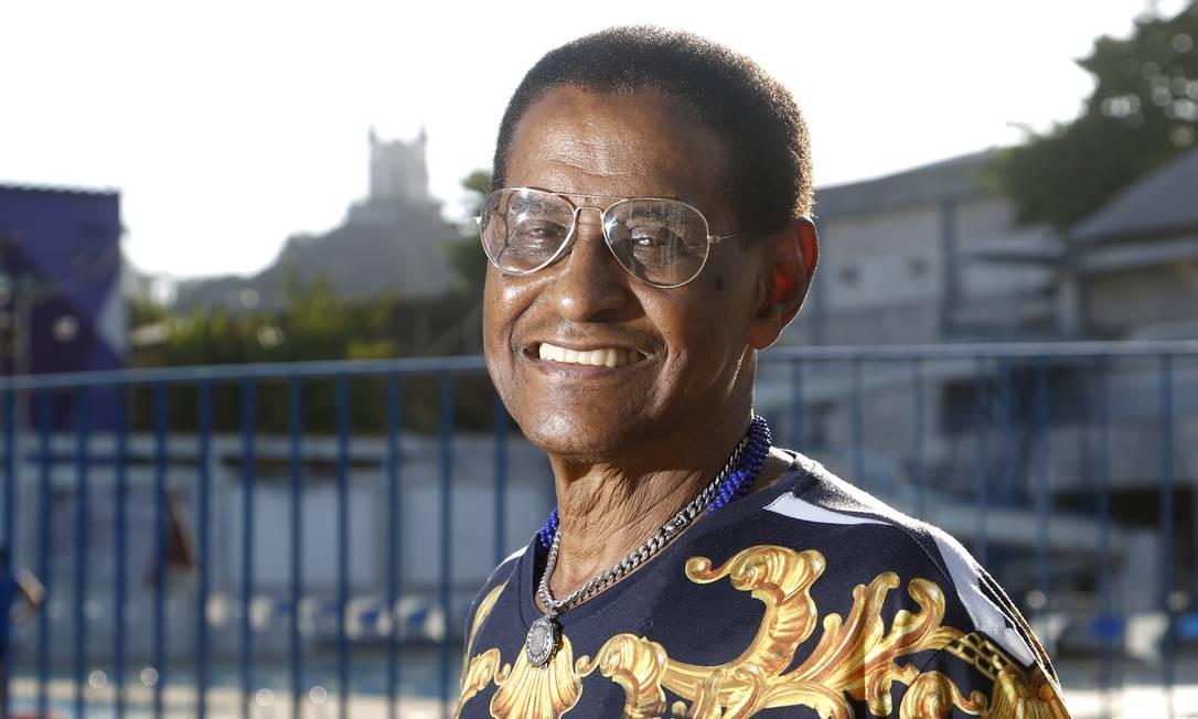 Bira Presidente está desde 1961 à frente do Cacique Foto: Fabio Rossi / Agência O Globo