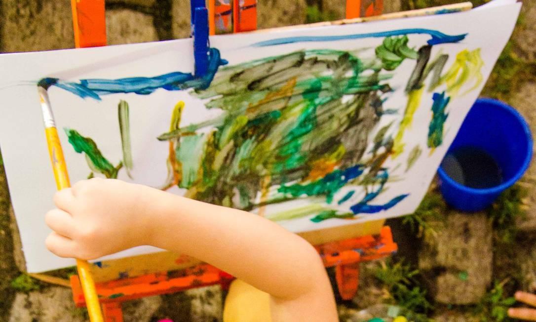 Brunchinho, no Parque Guinle, terá oficinas de slime e costura, pintura facial, brinquedoteca e outras atividades Foto: Divulgação