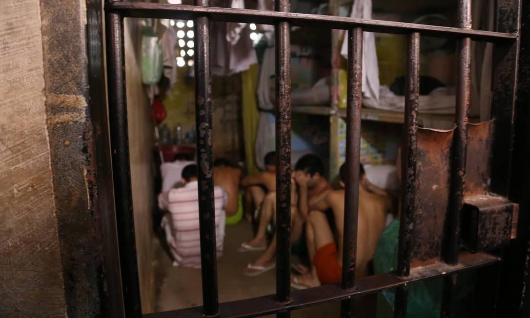 Presídios do Ceará sofrem com superlotação carcerária e estrutura deficitária Foto: Divulgação/OAB-CE
