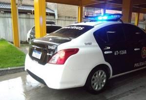 O caso foi encaminhado para a DHBF Foto: Letícia Gasparini / Agência O Globo